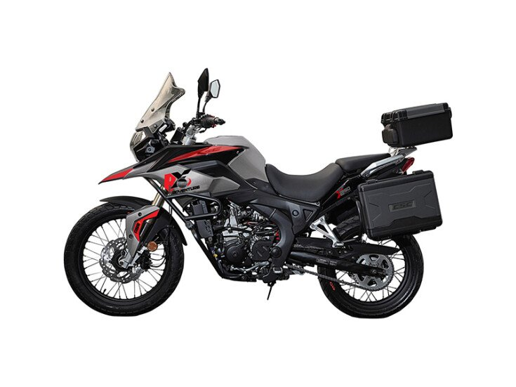 2020 CSC RX3 Adventure specifications