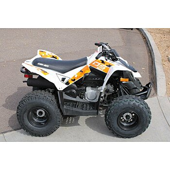 2020 Can-Am DS 90 for sale 200842517