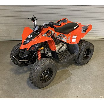 2020 Can-Am DS 90 for sale 200845579