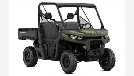 2020 Can-Am Defender for sale 200815651