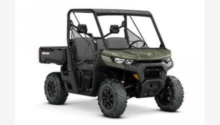 2020 Can-Am Defender for sale 200821610