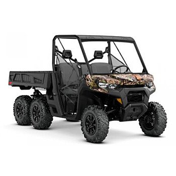 2020 Can-Am Defender 6X6 DPS HD10 for sale 200825857