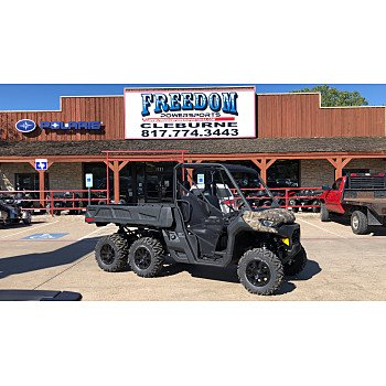 2020 Can-Am Defender 6X6 DPS HD10 for sale 200832089