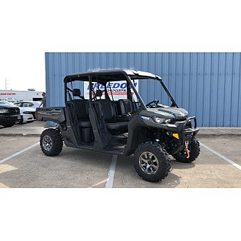 2020 Can-Am Defender Max Lone Star for sale 200832399