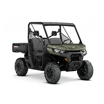 2020 Can-Am Defender DPS HD10 for sale 200843023
