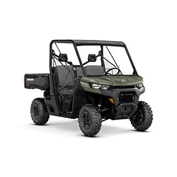 2020 Can-Am Defender DPS HD10 for sale 200858050