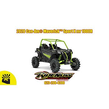 2020 Can-Am Maverick 1000R for sale 200808389