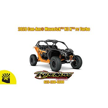 2020 Can-Am Maverick 900 X3 X rc Turbo for sale 200808306