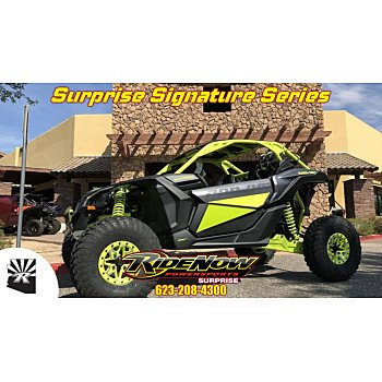2020 Can-Am Maverick 900 X MR Turbo RR for sale 200808308