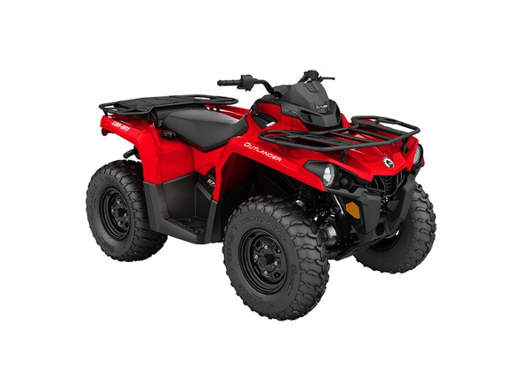 2020 Can-Am Outlander 400 570 specifications