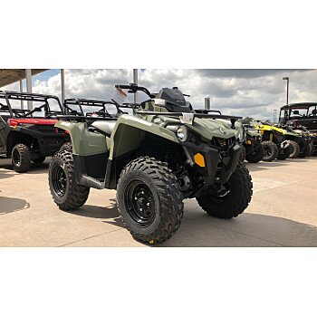 2020 Can-Am Outlander 450 for sale 200833067