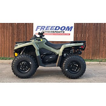 2020 Can-Am Outlander 450 for sale 200835028