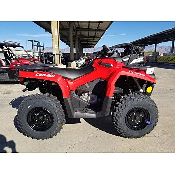 2020 Can-Am Outlander 450 for sale 200852727
