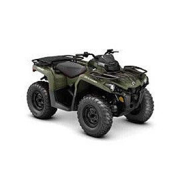 2020 Can-Am Outlander 570 for sale 200811161
