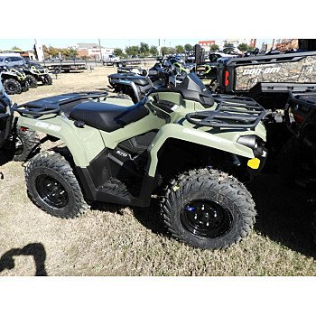 2020 Can-Am Outlander 570 for sale 200821908