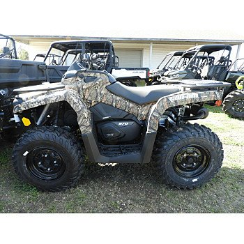 2020 Can-Am Outlander 570 for sale 200838922