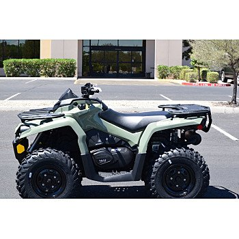 2020 Can-Am Outlander 570 for sale 200934553