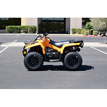 2020 Can-Am Outlander 570 for sale 200934564