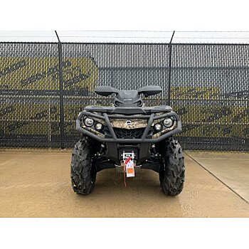 2020 Can-Am Outlander 650 for sale 200796258