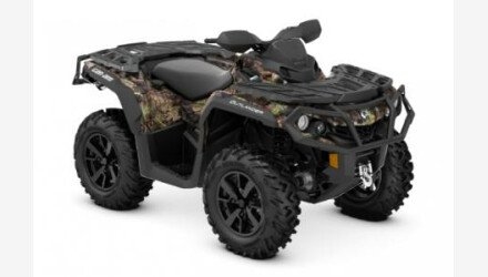 2020 Can-Am Outlander 850 for sale 200825781
