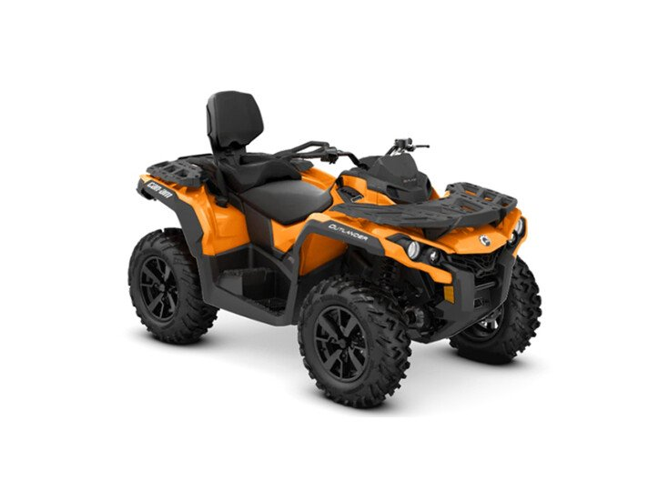 2020 Can-Am Outlander MAX 400 DPS 650 specifications