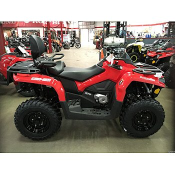 2020 Can-Am Outlander MAX 570 for sale 200821526