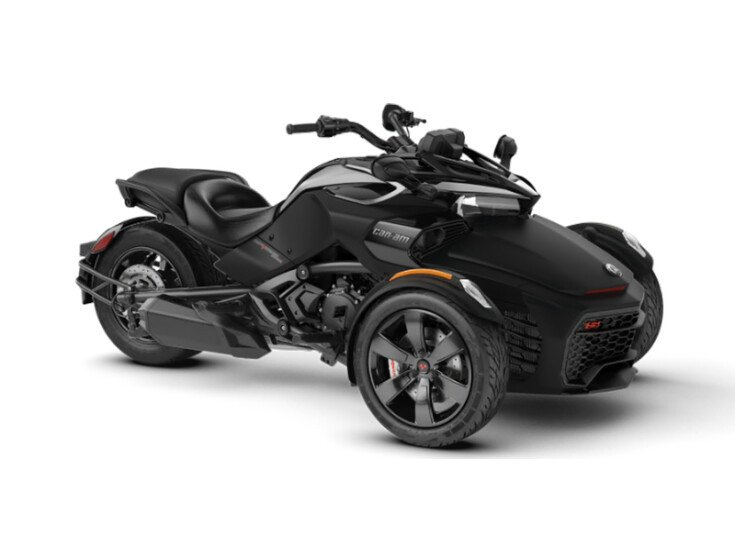 2020 Can-Am Spyder F3 S specifications