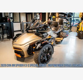 2020 Can-Am Spyder F3-S for sale 200907530