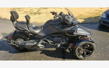 2020 Can-Am Spyder F3-S for sale 201029764