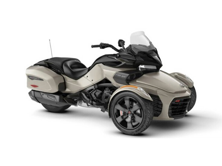 2020 Can-Am Spyder F3 T specifications