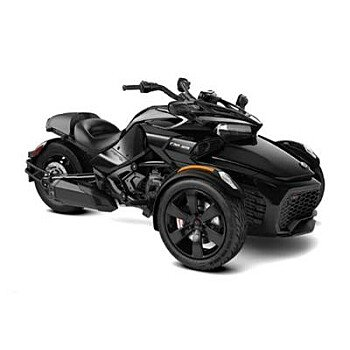 2020 Can-Am Spyder F3 for sale 200802431