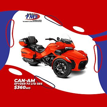 2020 Can-Am Spyder F3 for sale 200879593