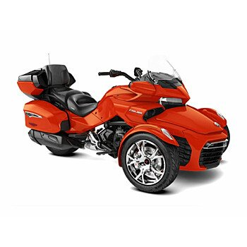 2020 Can-Am Spyder F3 for sale 200895303