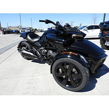 2020 Can-Am Spyder F3 for sale 200911801