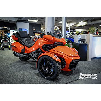 2020 Can-Am Spyder F3 for sale 201039131