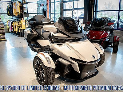2020 Can-Am Spyder RT for sale 200906566