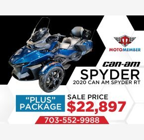 2020 Can-Am Spyder RT for sale 201008757