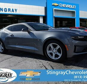 2020 Chevrolet Camaro Coupe for sale 101246236