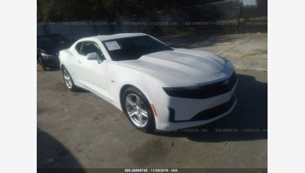 2020 Chevrolet Camaro for sale 101249977