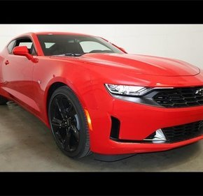 2020 Chevrolet Camaro for sale 101250786
