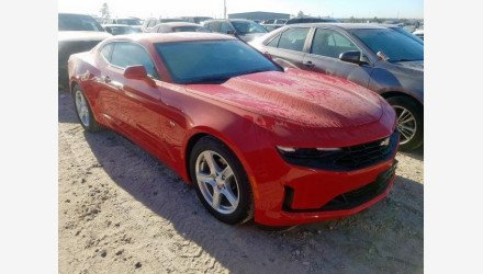 2020 Chevrolet Camaro Coupe for sale 101271927