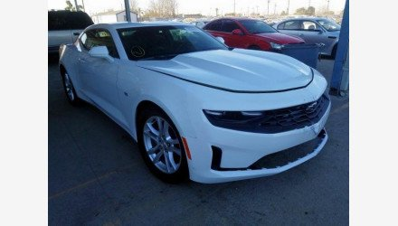 2020 Chevrolet Camaro Coupe for sale 101279121