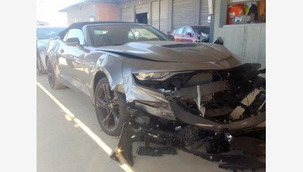 2020 Chevrolet Camaro for sale 101284780