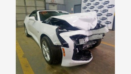 2020 Chevrolet Camaro LT Convertible w/ 1LT for sale 101286128