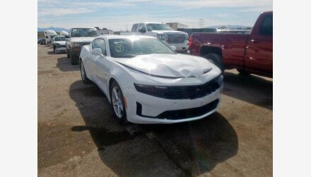 2020 Chevrolet Camaro Coupe for sale 101287042