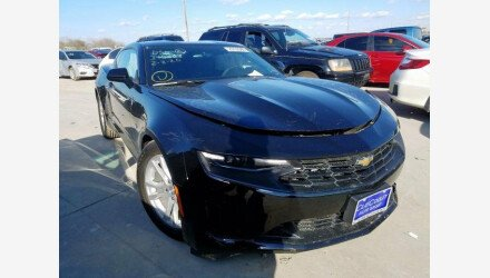 2020 Chevrolet Camaro Coupe for sale 101304742