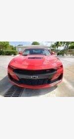 2020 Chevrolet Camaro SS for sale 101333312