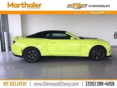 2020 Chevrolet Camaro for sale 101340959