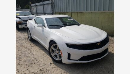 2020 Chevrolet Camaro Coupe for sale 101361290
