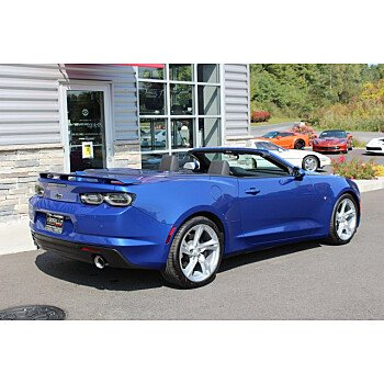 2020 Chevrolet Camaro SS Convertible w/ 2SS for sale 101382860
